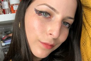 A Not Boring Take On Classic Winged Liner