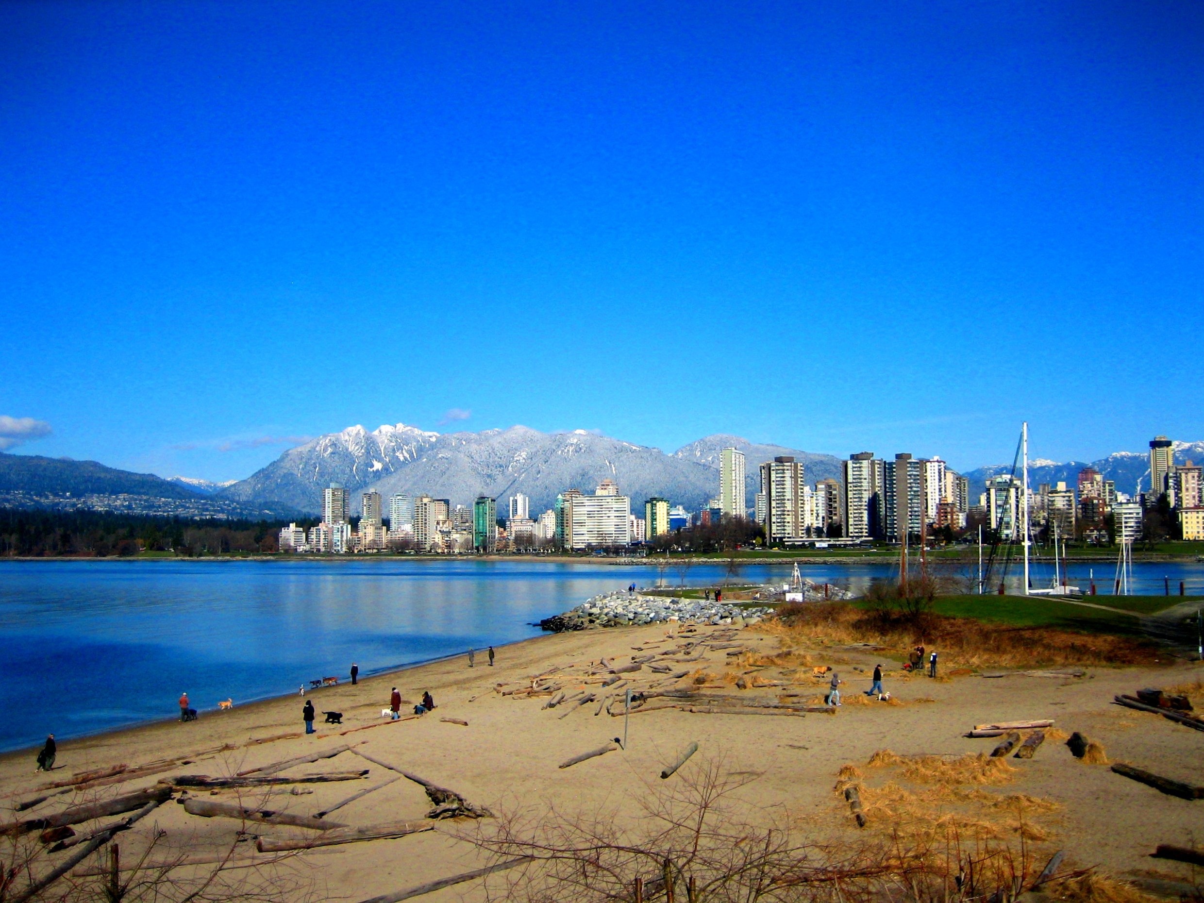 Visiting Vancouver: Relax & Have Fun for Free