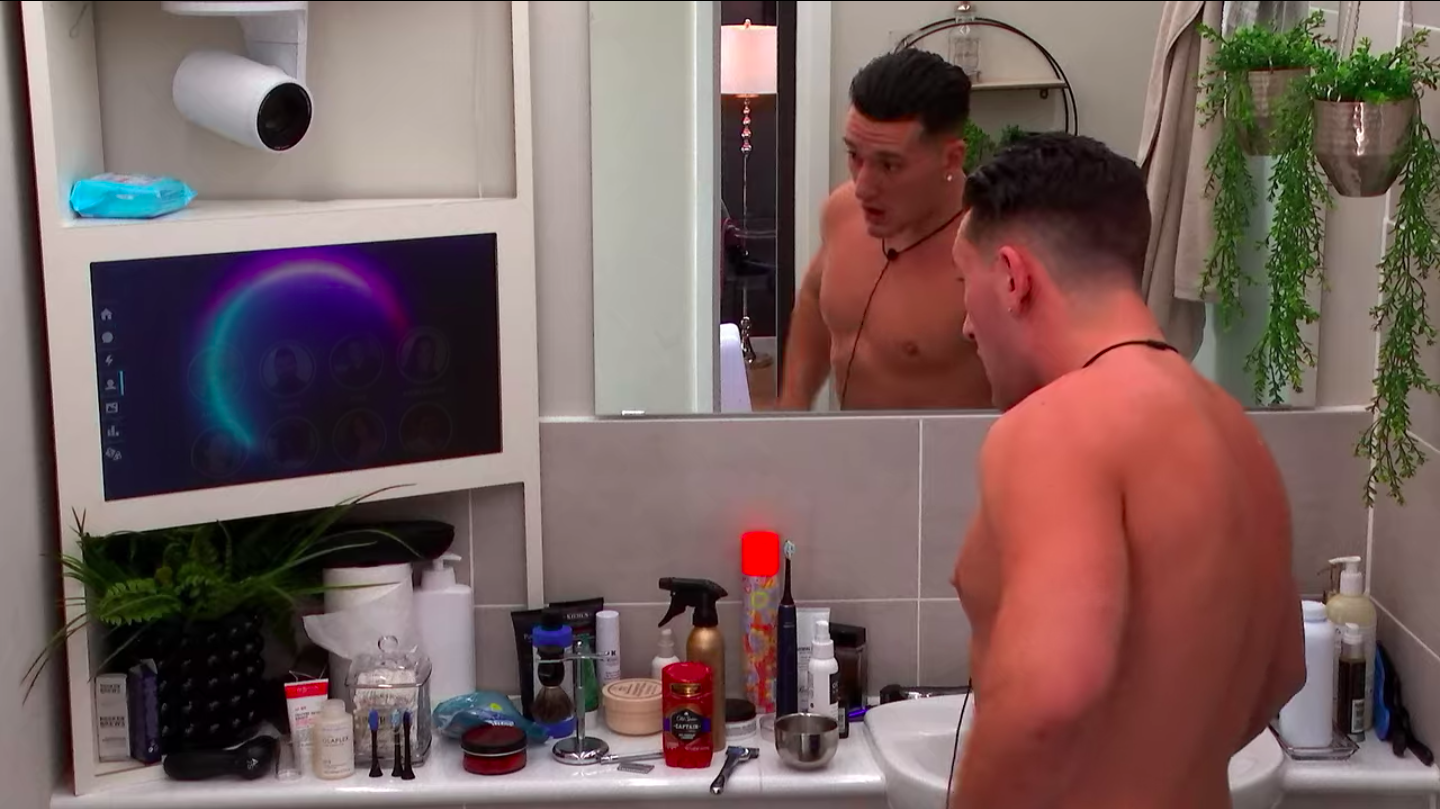 Joey From The Circle's Beauty Routine Is