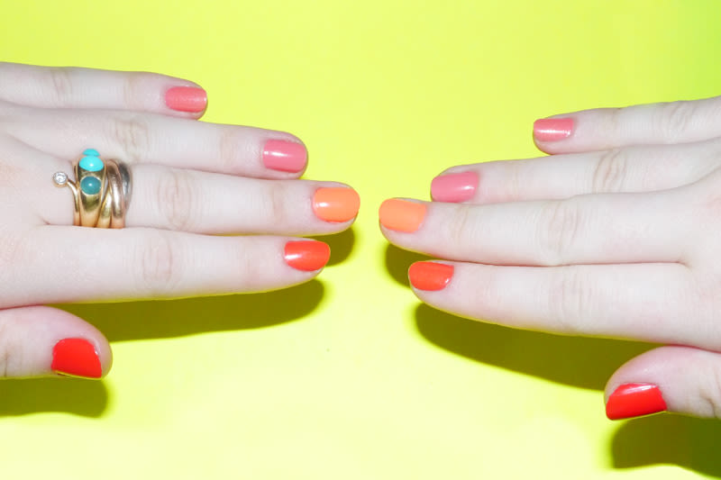 This Spring's Manicures Are Decidedly Joyful