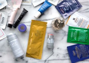 Now's The Time To Use Up Your Free Sample Stash