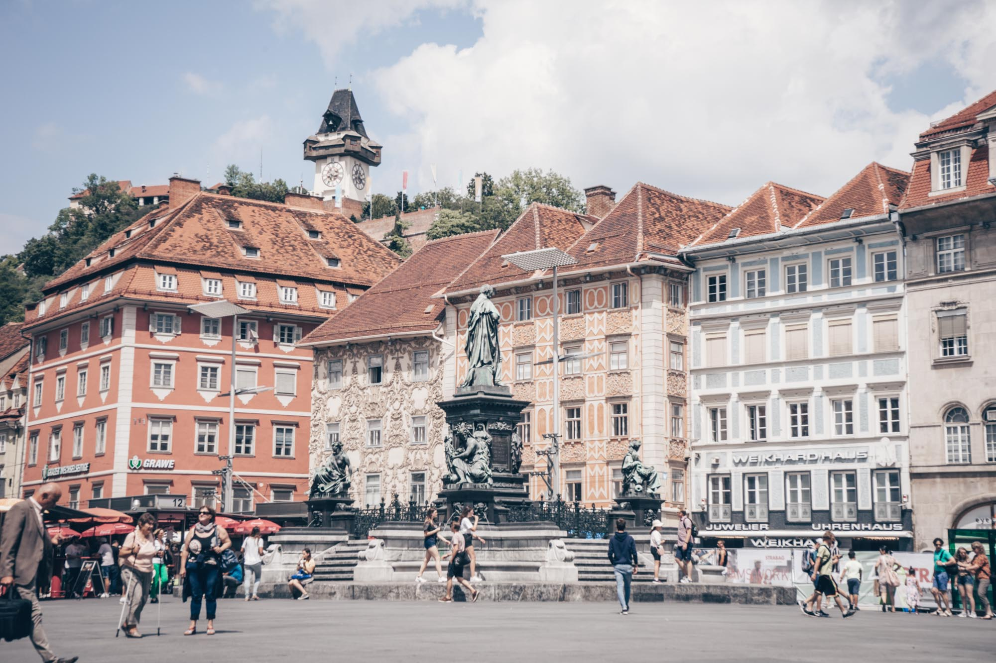 Enjoy a Sustainable Weekend in Graz