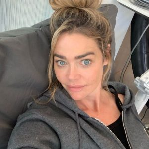 Denise Richards And Her Blonde-Brightening Crystals