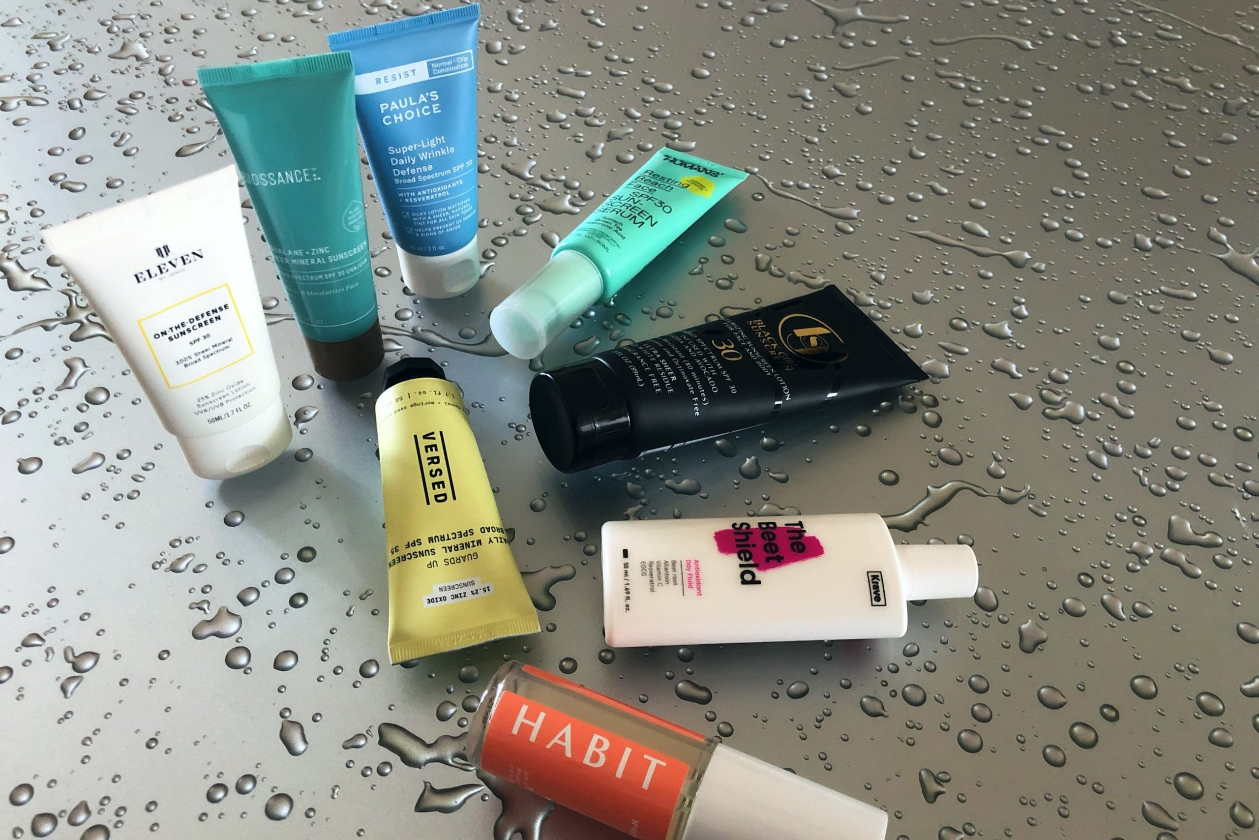 There Are So Many Great Sunscreens Right Now
