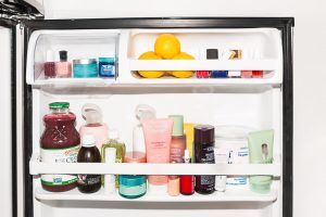 Your Skincare Fridge Has A New Tenant