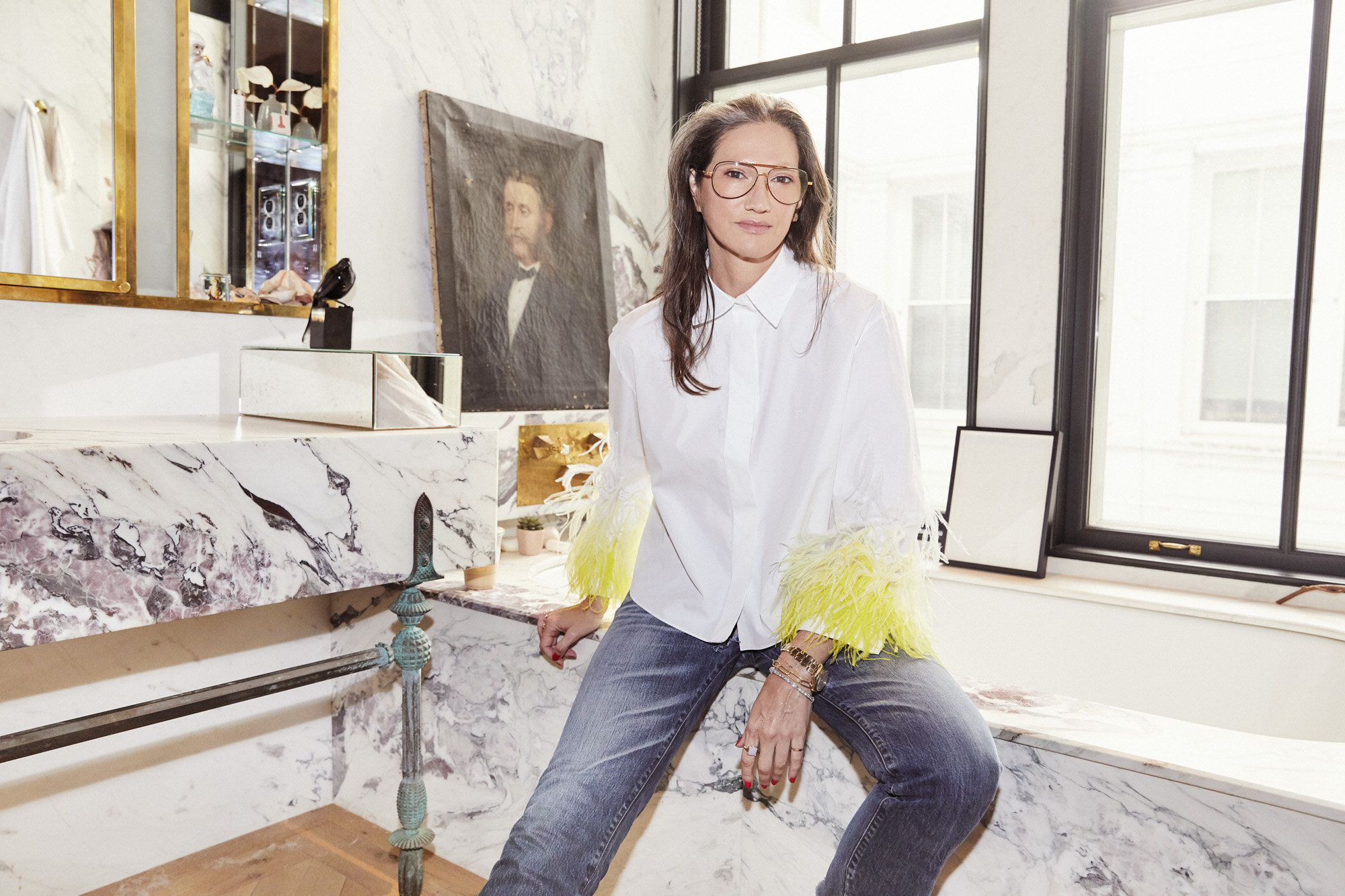 Jenna Lyons, Founder, Loveseen | Into The Gloss