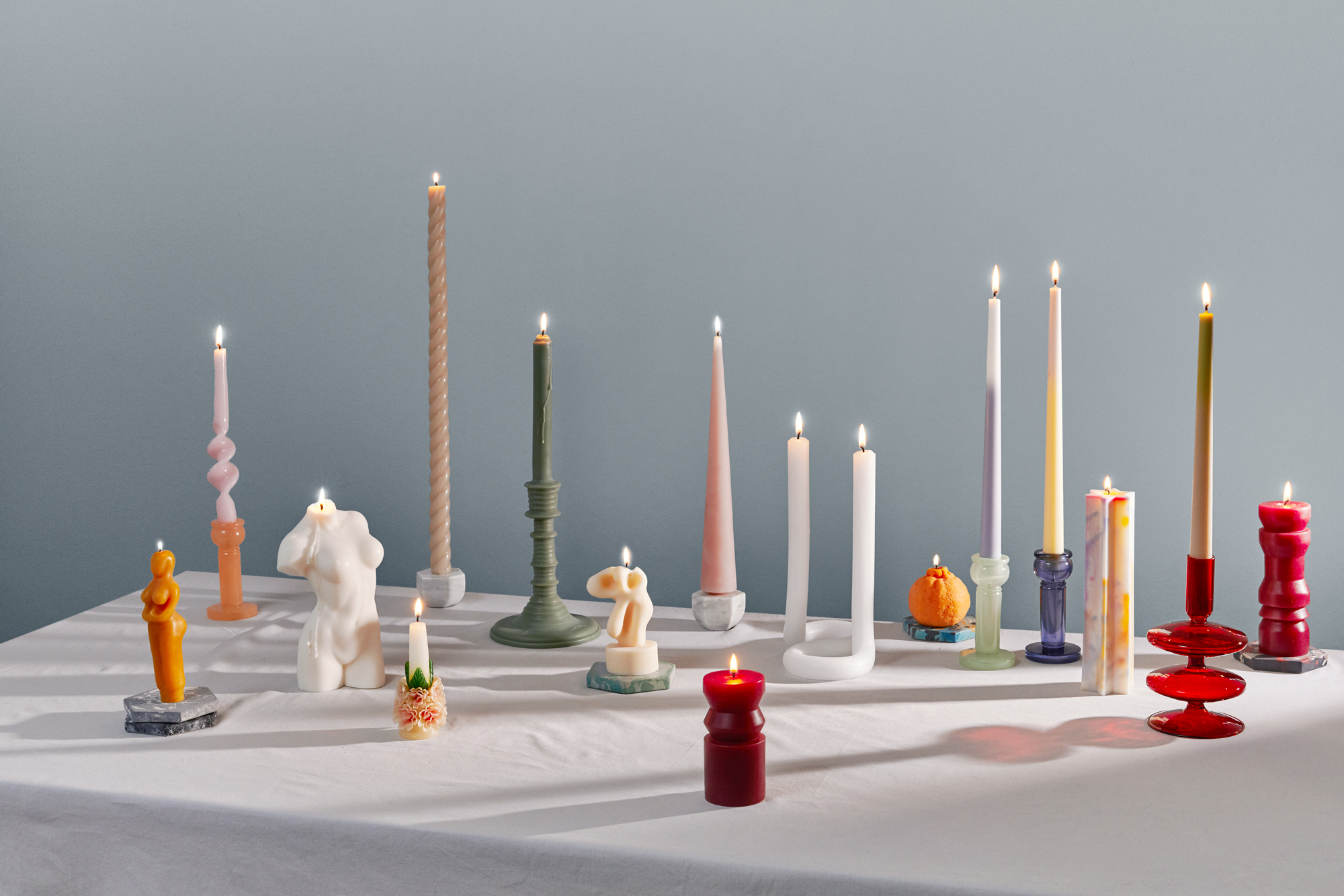 These Candles Make Every Room Look Cooler
