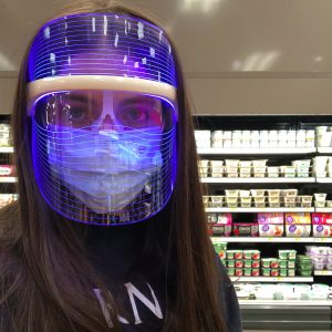 Wear These Crazy Skincare Masks Out