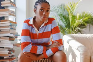 Utibe Mbagwu, Content Associate, Glossier + Into The