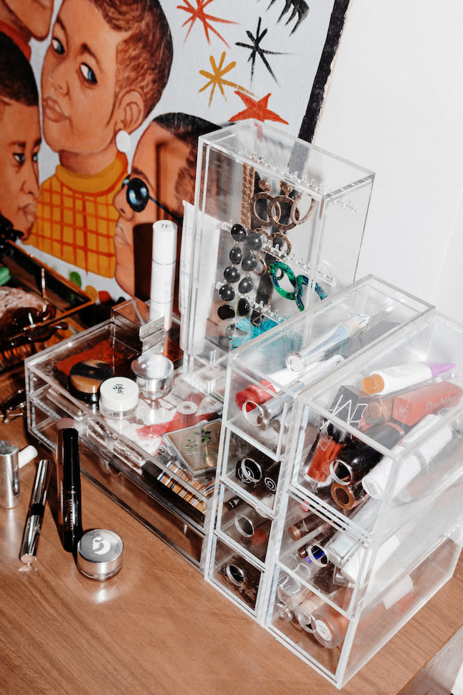 The Best Place To Store Your Beauty Products Might