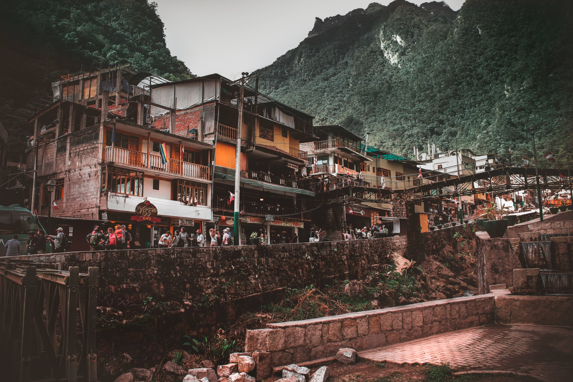 Spending a Night in Aguas Calientes, Machu Picchu