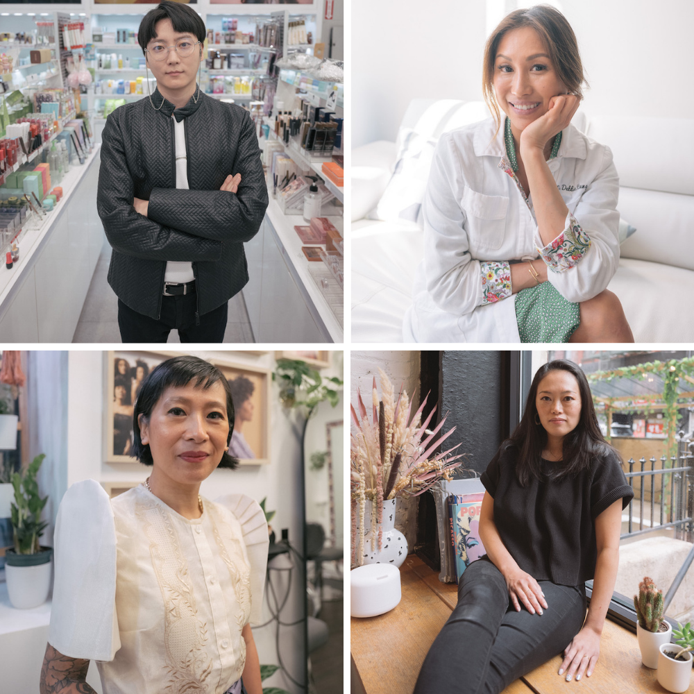 Finding Beauty: Four Asian American Stories