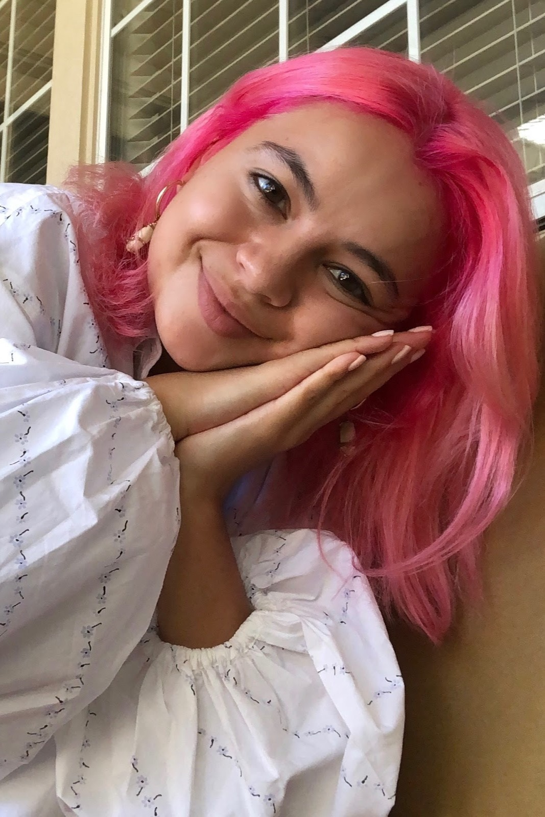 Pink Hair Sure Is An Investment