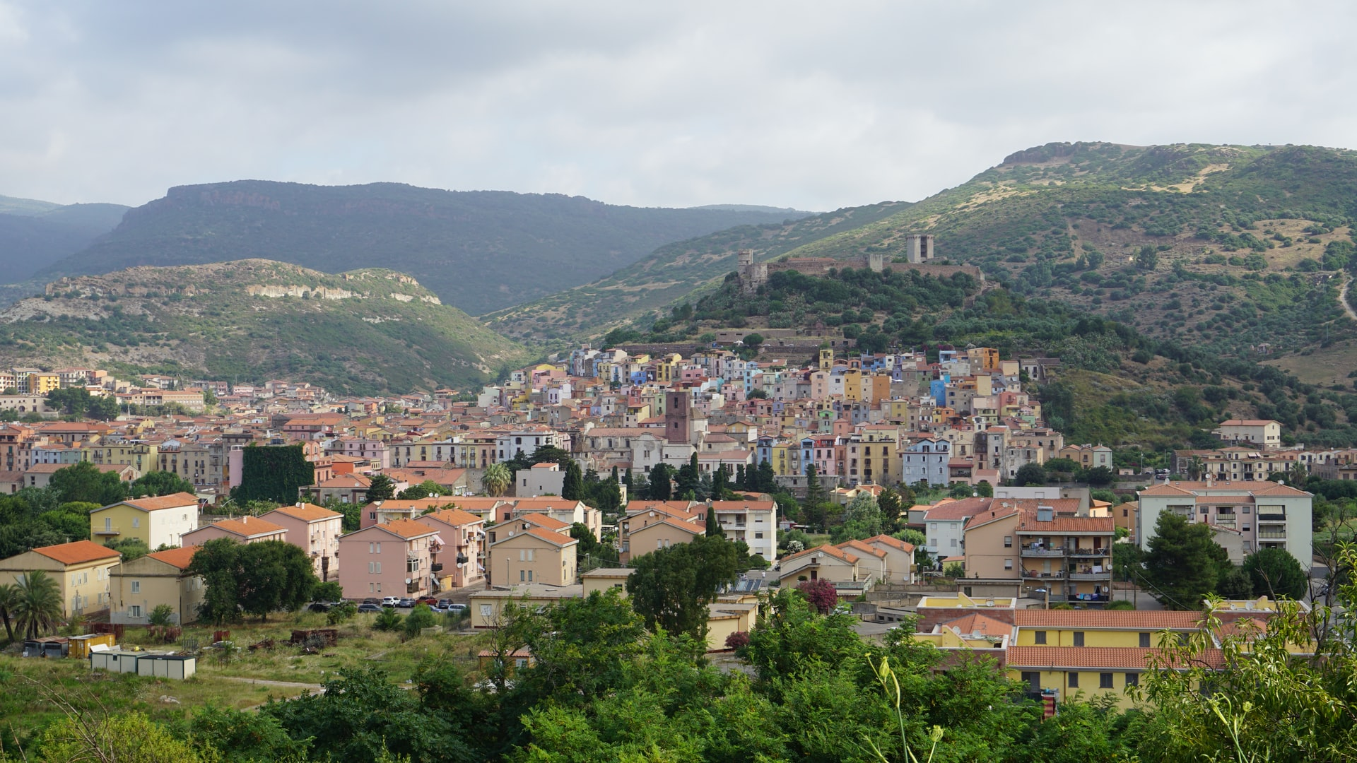 Best Towns in Sardinia, Italy