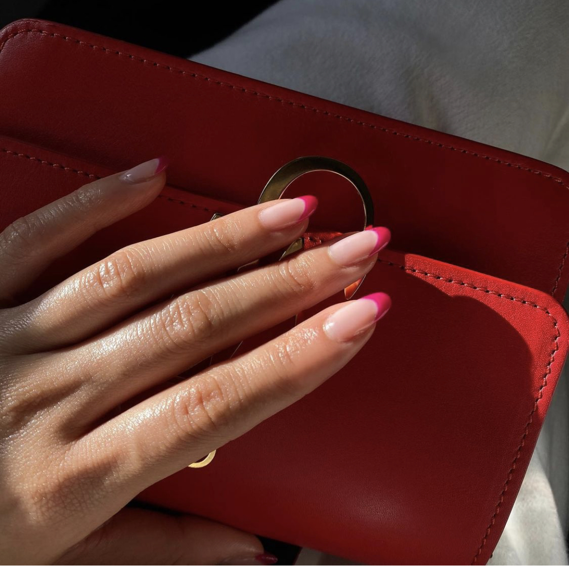This Viral French Tip Hack Actually Works