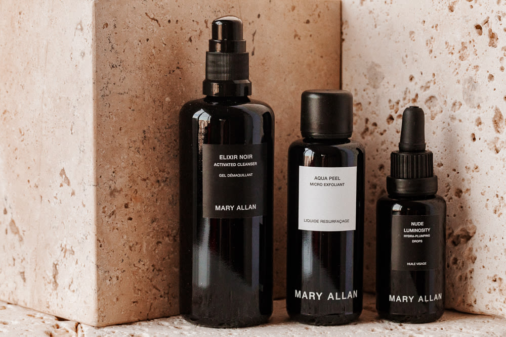 Mary Allan Is The Skincare Genius You Didn't Know